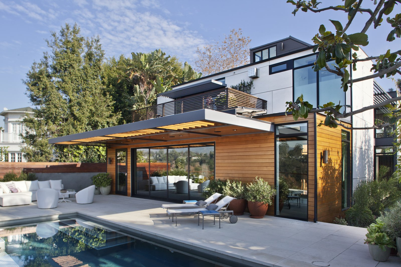 Photo 3 of 11 in these 11 modern homes in southern for Adelaide house