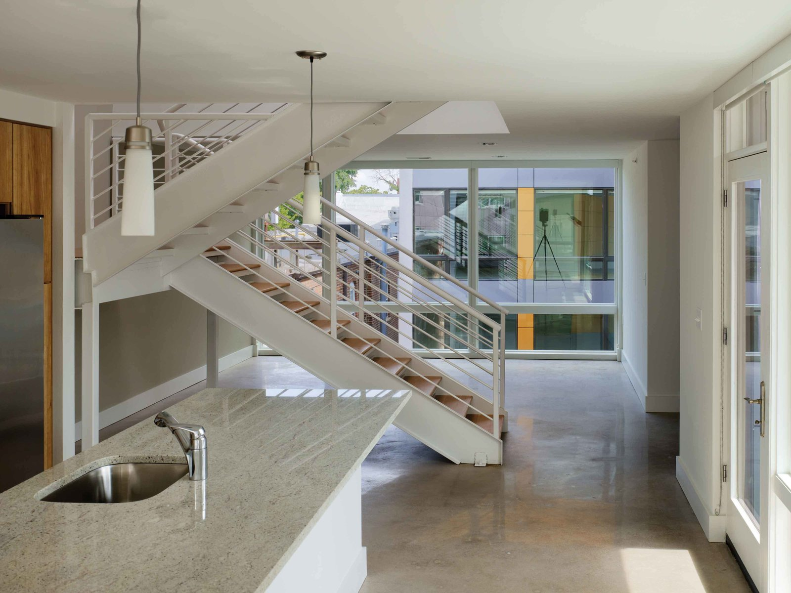 Kitchen  In Living Color by Suzane Reatig Architecture