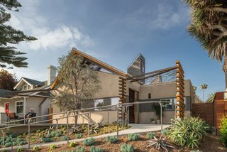 The Modern Mission Modern Home in San Diego, California on Dwell