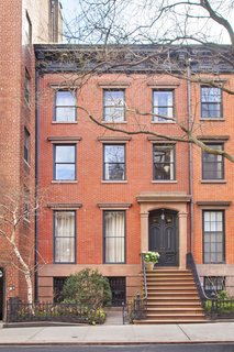 An Artful Townhouse in the West Village
