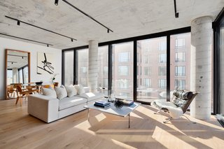 Curated East Village Penthouse