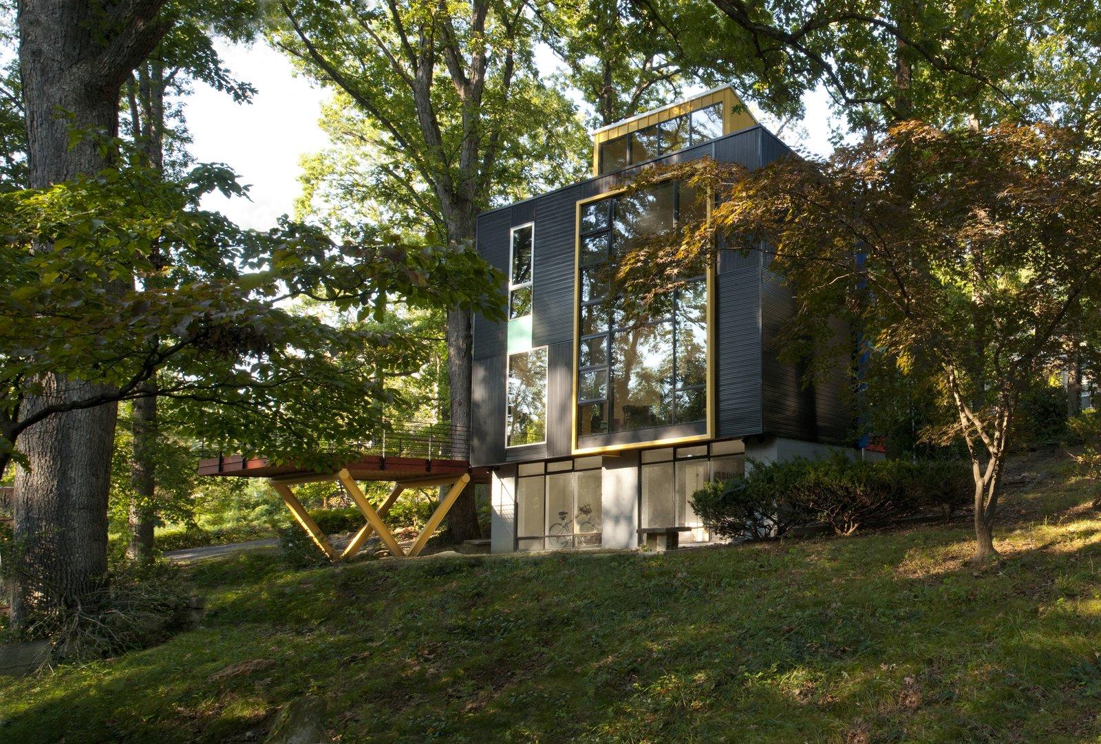 Photo Credit: McInturff Architects  The Kanner Residence
