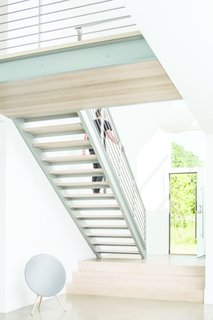 Open-Tread Accent Stair