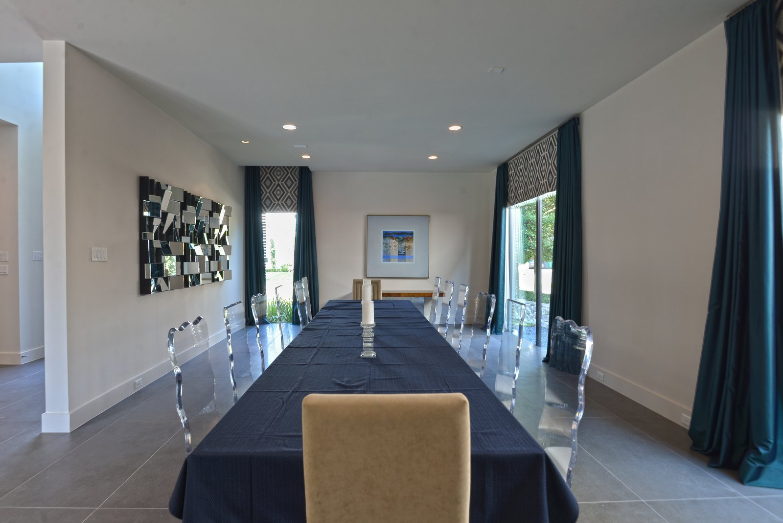Formal dining room  Upper Kirby by John Leggett + On Point Custom Homes