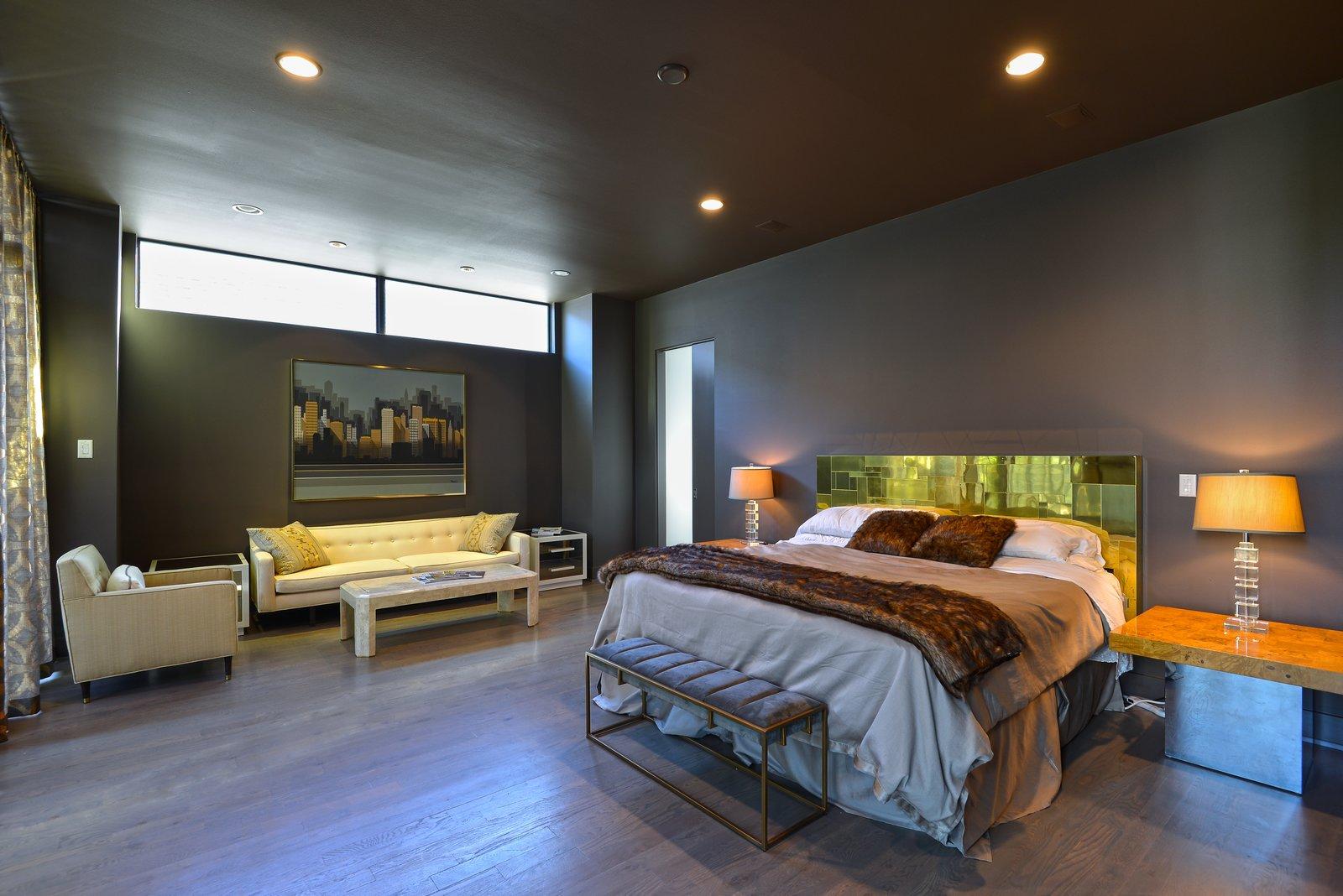 Master Bedroom  Upper Kirby by John Leggett + On Point Custom Homes