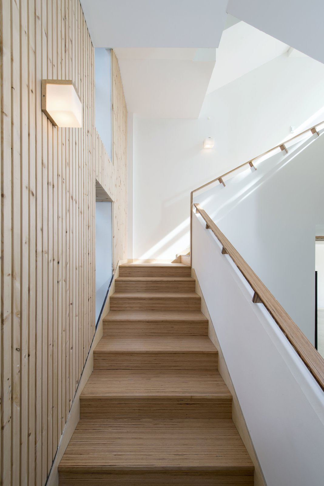 Outdoor Stair 3  A House by Chang Kyu Lee