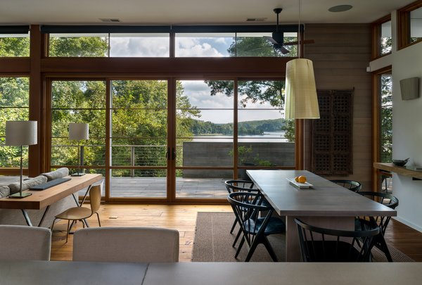 View to Deck & Little Round Bay
