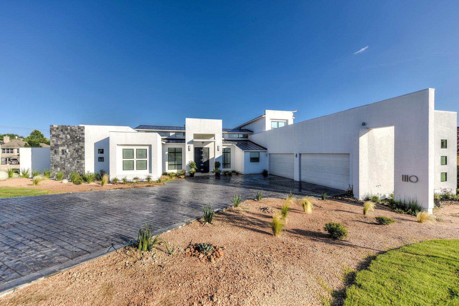 Orvananos House Modern Home In San Antonio Texas By Oscar