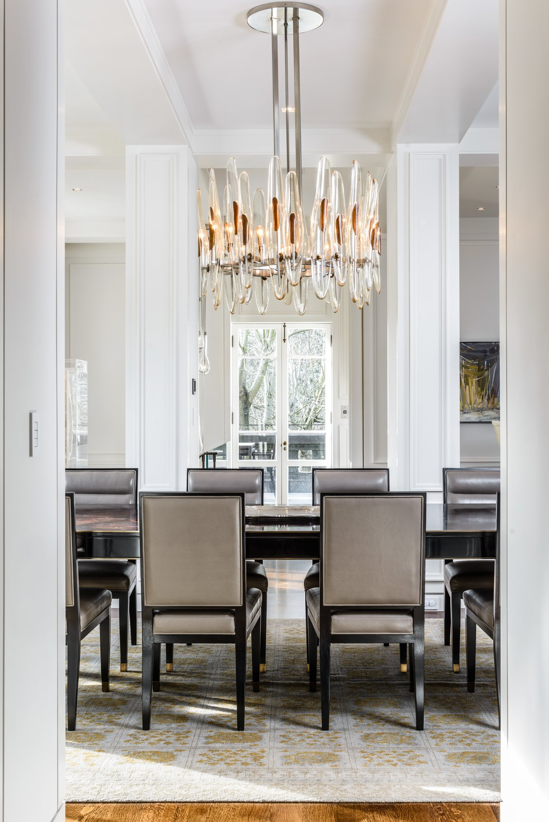 Duchess Mansion, dining room  Duchess Mansion by Garret Cord Werner