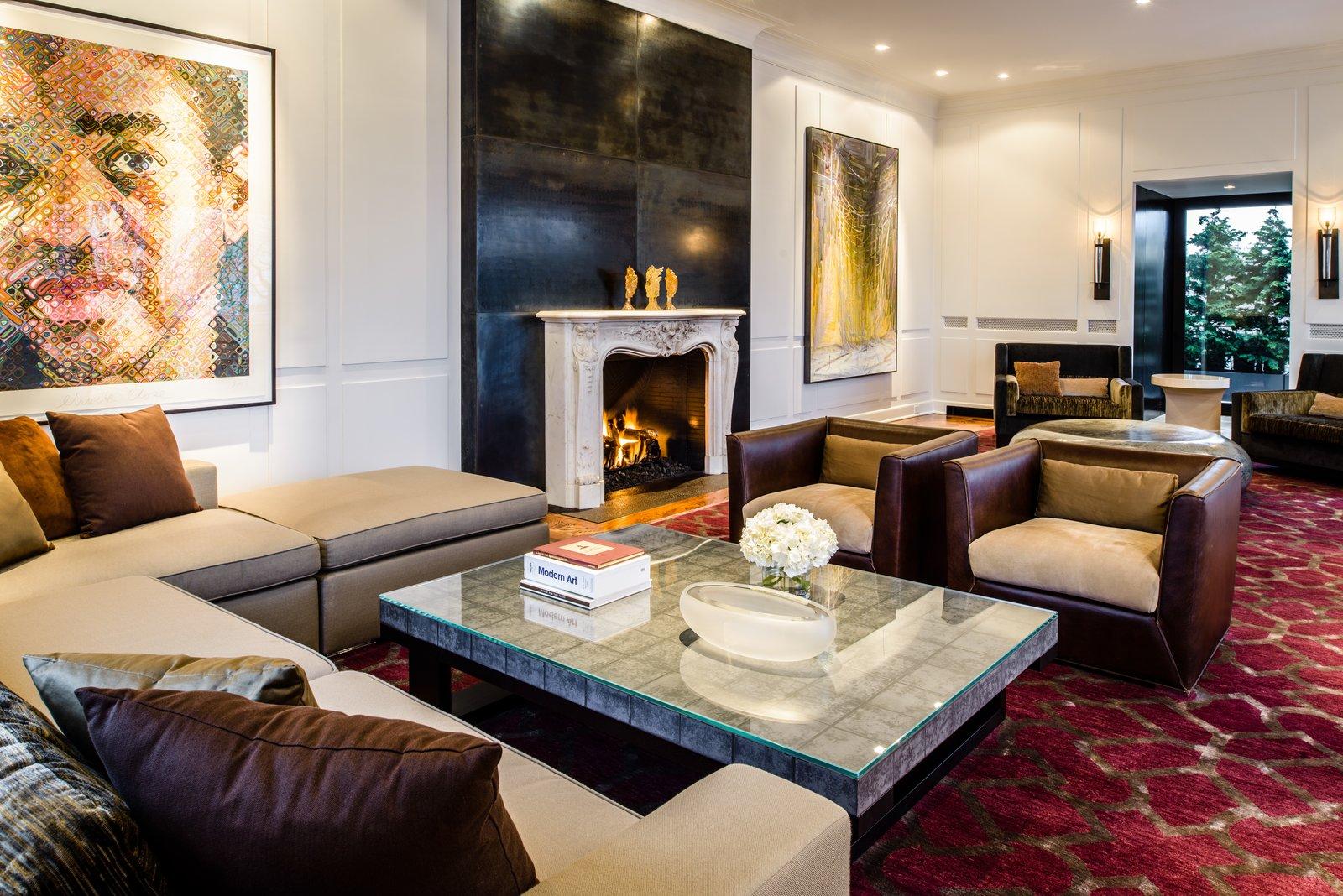 Duchess Mansion, family room  Duchess Mansion by Garret Cord Werner