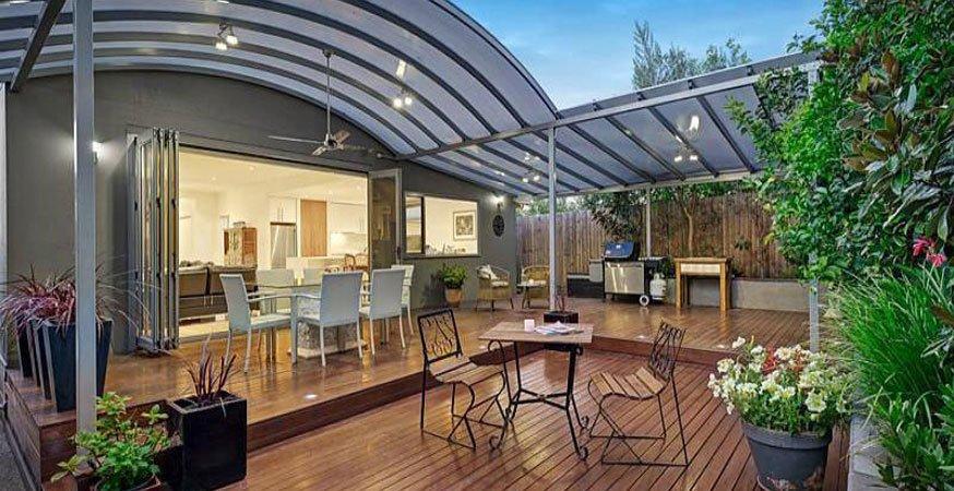 Pergola Kits Designs - Pergola Kits Designs Modern Home In Melbourne, Victoria, Australia