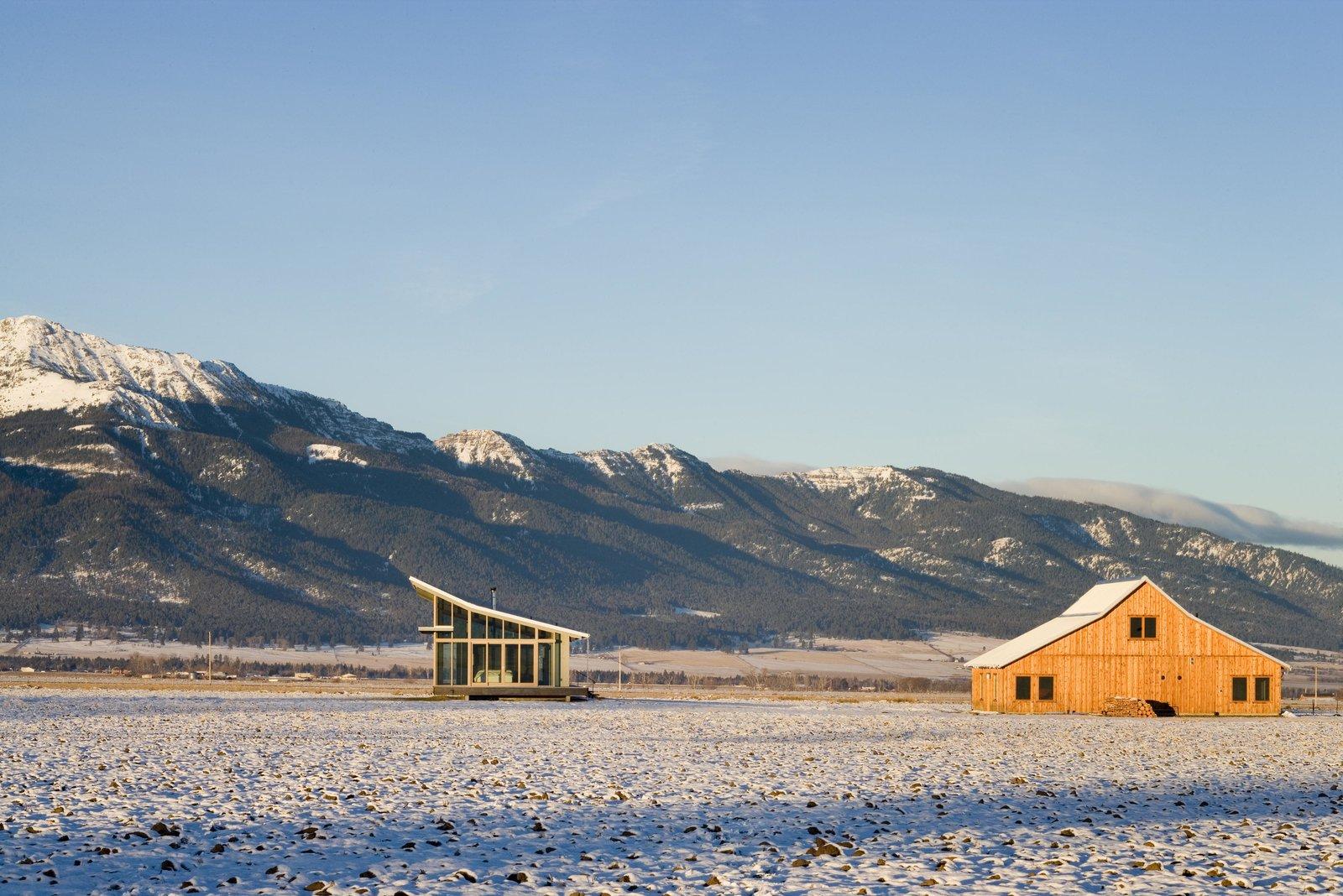 Glass Farmhouse | Olson Kundig  Glass Farmhouse by Olson Kundig