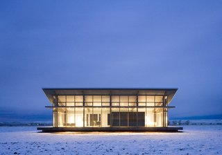 Glass Farmhouse | Olson Kundig