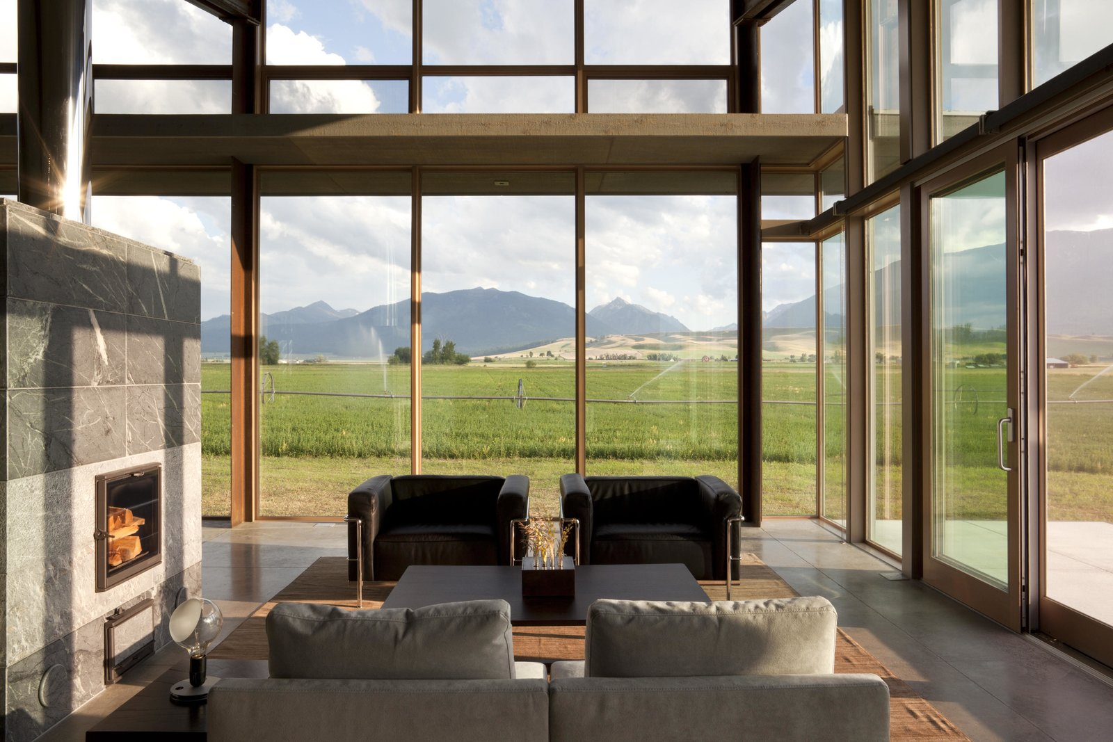 Glass Farmhouse | Olson Kundig  Glass Farmhouse by Olson Kundig
