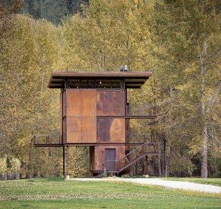 Delta Shelter | Olson Kundig