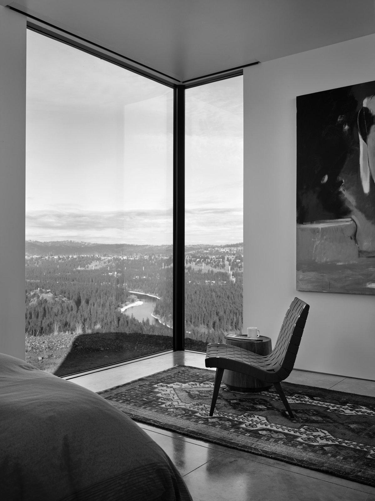 Bedroom Rimrock   Olson Kundig  Rimrock by Olson Kundig
