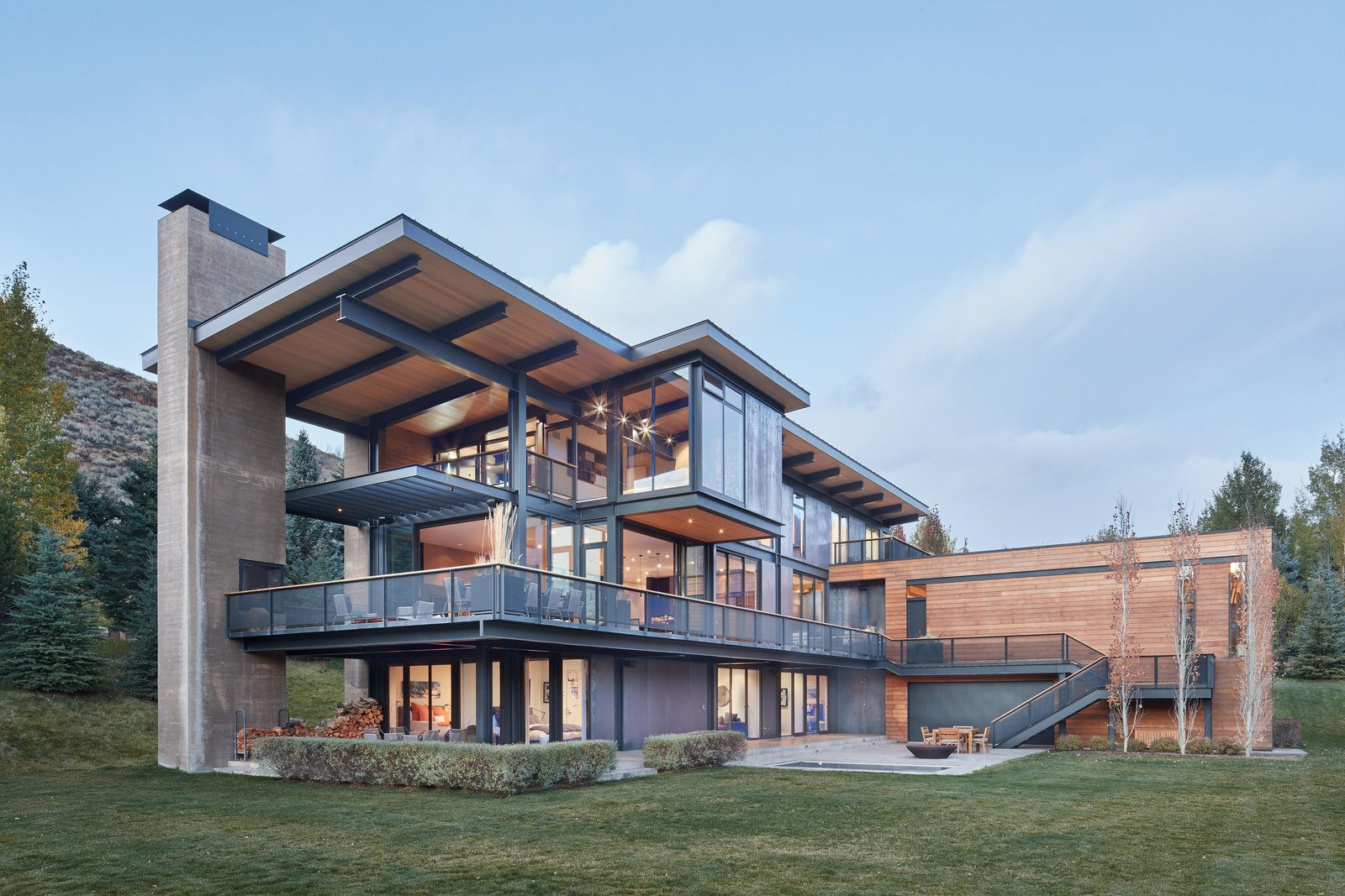 Lake Creek Residence