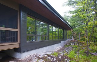 Frontenac House - Exterior