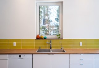 Guelph Deep Energy Retrofit - Kitchen