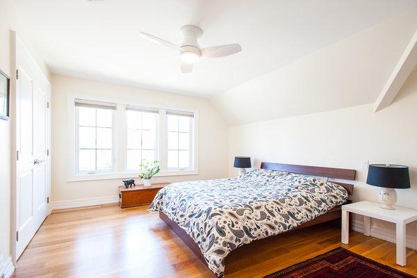Edwardian Renovation - Guest Bedroom