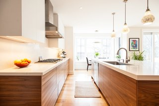 Edwardian Renovation - Kitchen