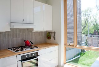 Garden Avenue Renovation - Kitchen