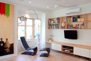 Garden Avenue Renovation - Living Room