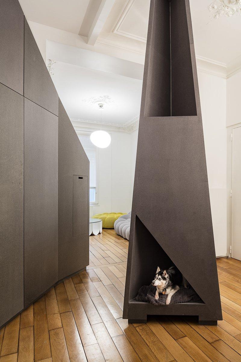 Elijah at home  Apartment XIV by studio razavi architecture