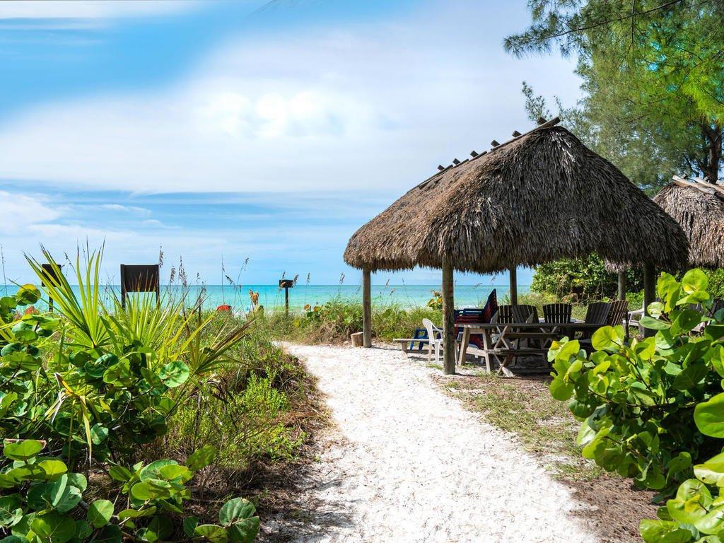 sandy hook neighborhood beach access two doors away  The Coach House