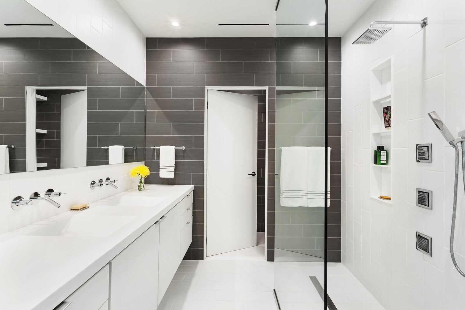 Master Bathroom  Boetger Residence by Chad Boetger
