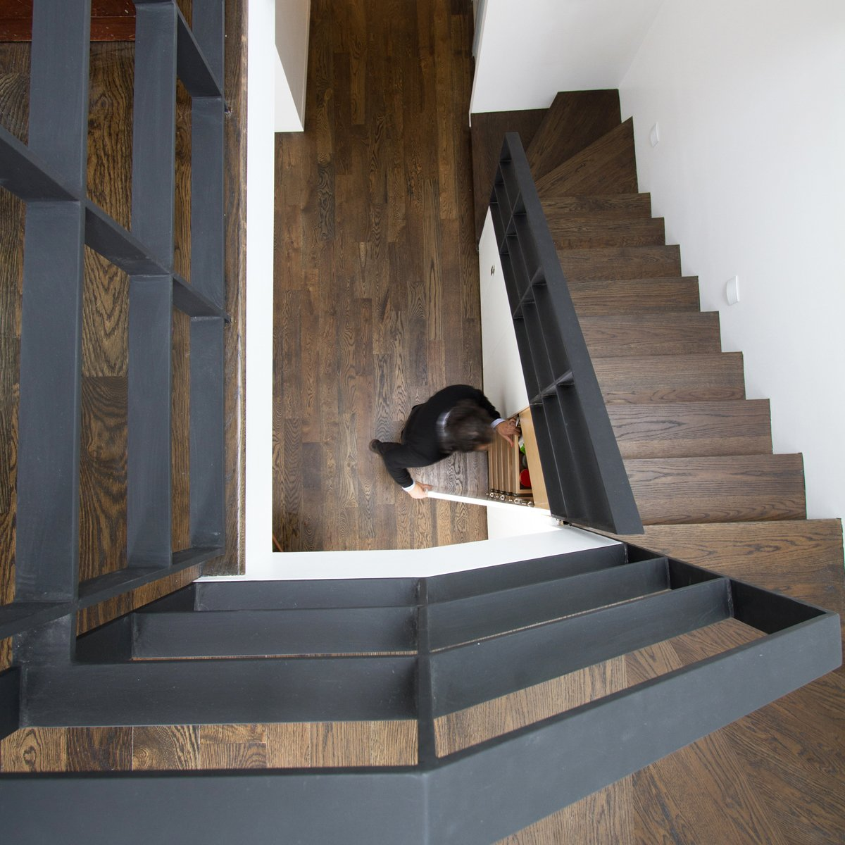 Stairs  Brooklyn Row 2 by Office of Architecture
