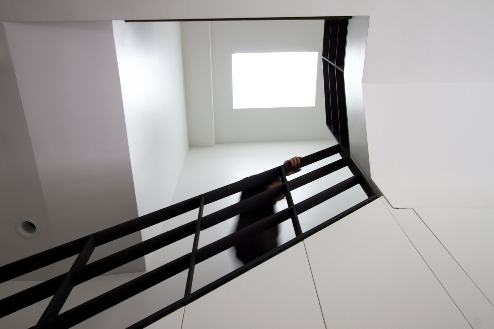 Stairs and Storage  Brooklyn Row 2 by Office of Architecture