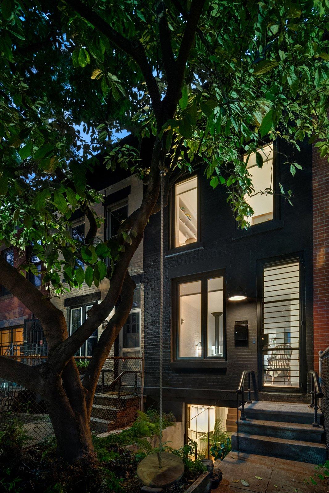 Brooklyn Row 1