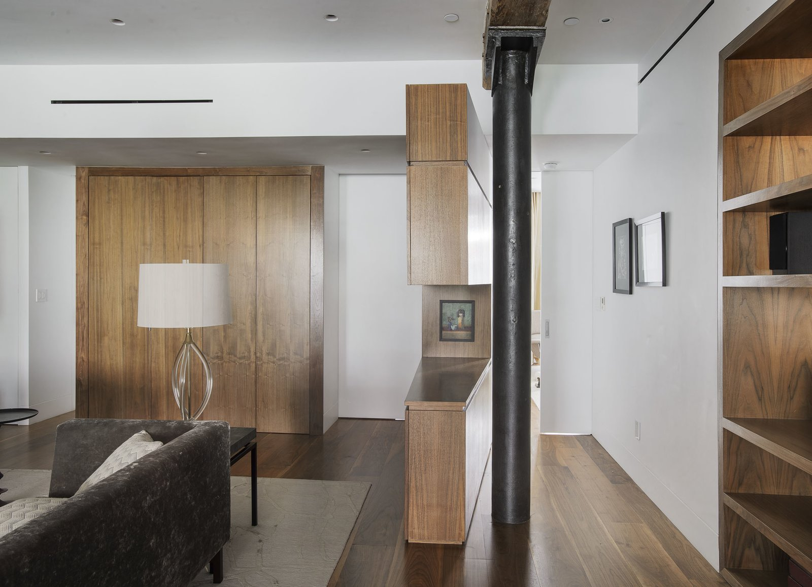West View  Tribeca Loft by Office of Architecture