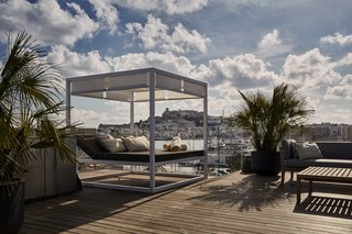 A New Hotel That Celebrates Ibiza's Maritime History and Love For Parties - Photo 4 of 11 -