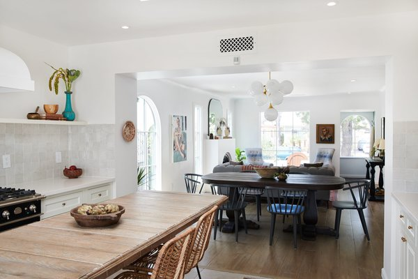 Before & After: A Dilapidated Spanish Revival Home in L.A. Gets a Dazzling Renovation