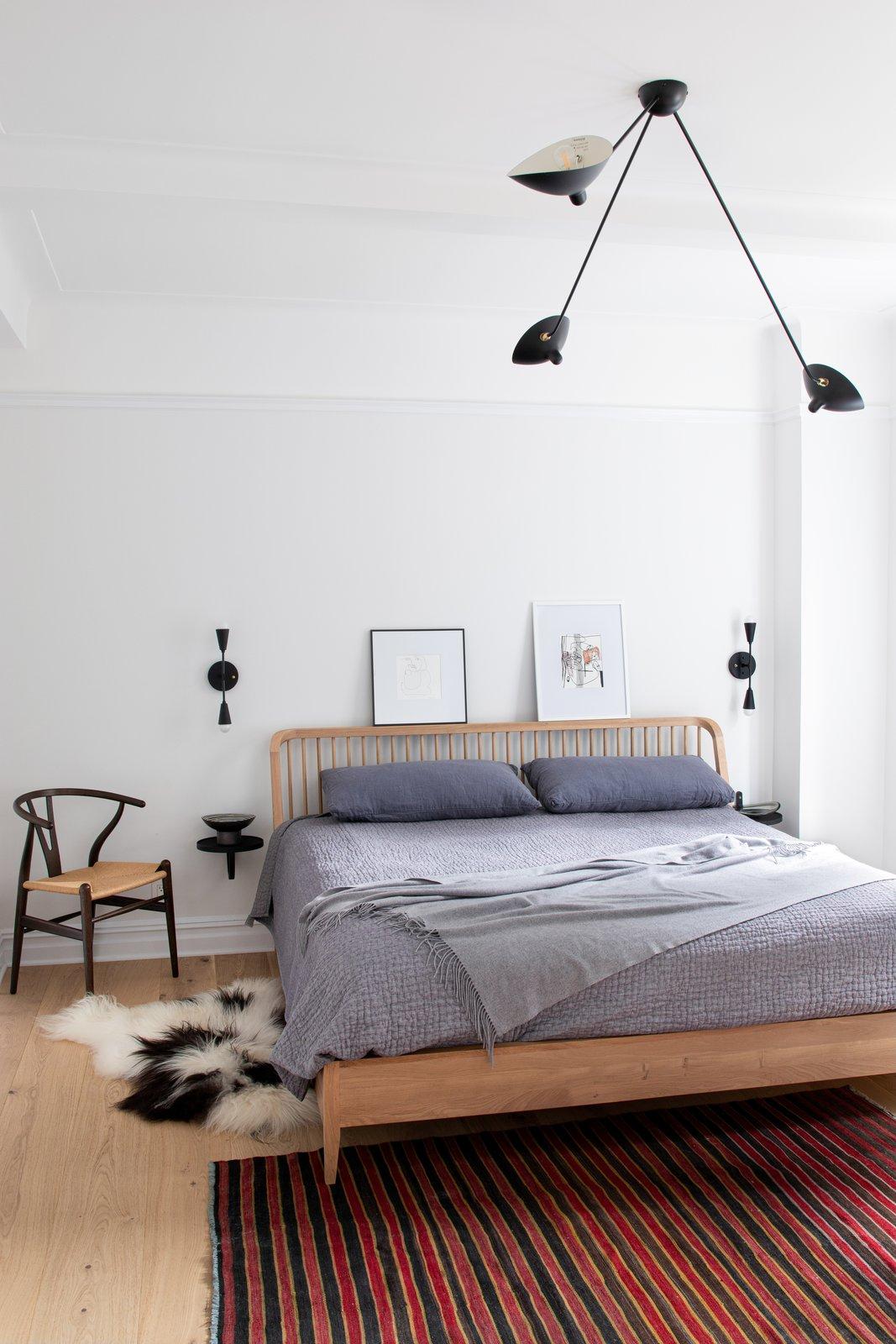 Upper West Side apartment Stewart-Schafer bedroom