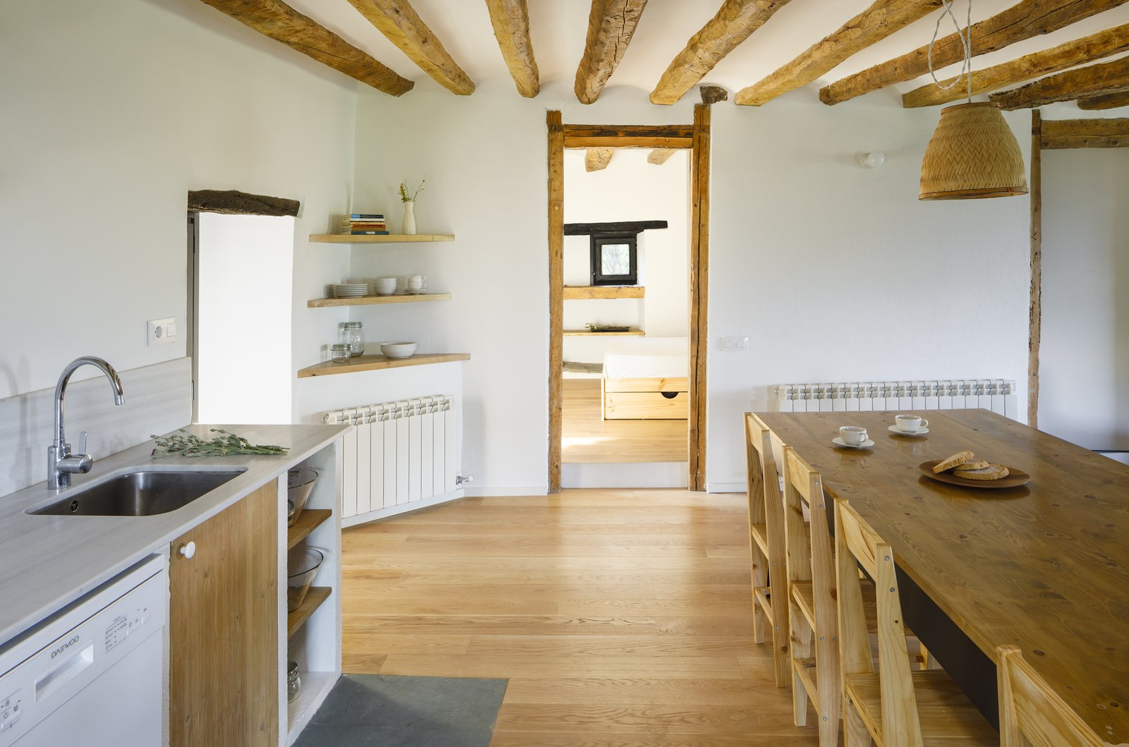 Can Castellnou by Acabadomate kitchen and dining