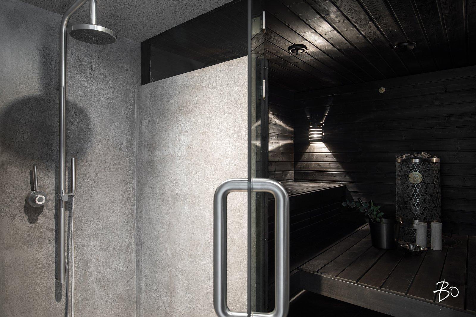 Shower / sauna  villAma