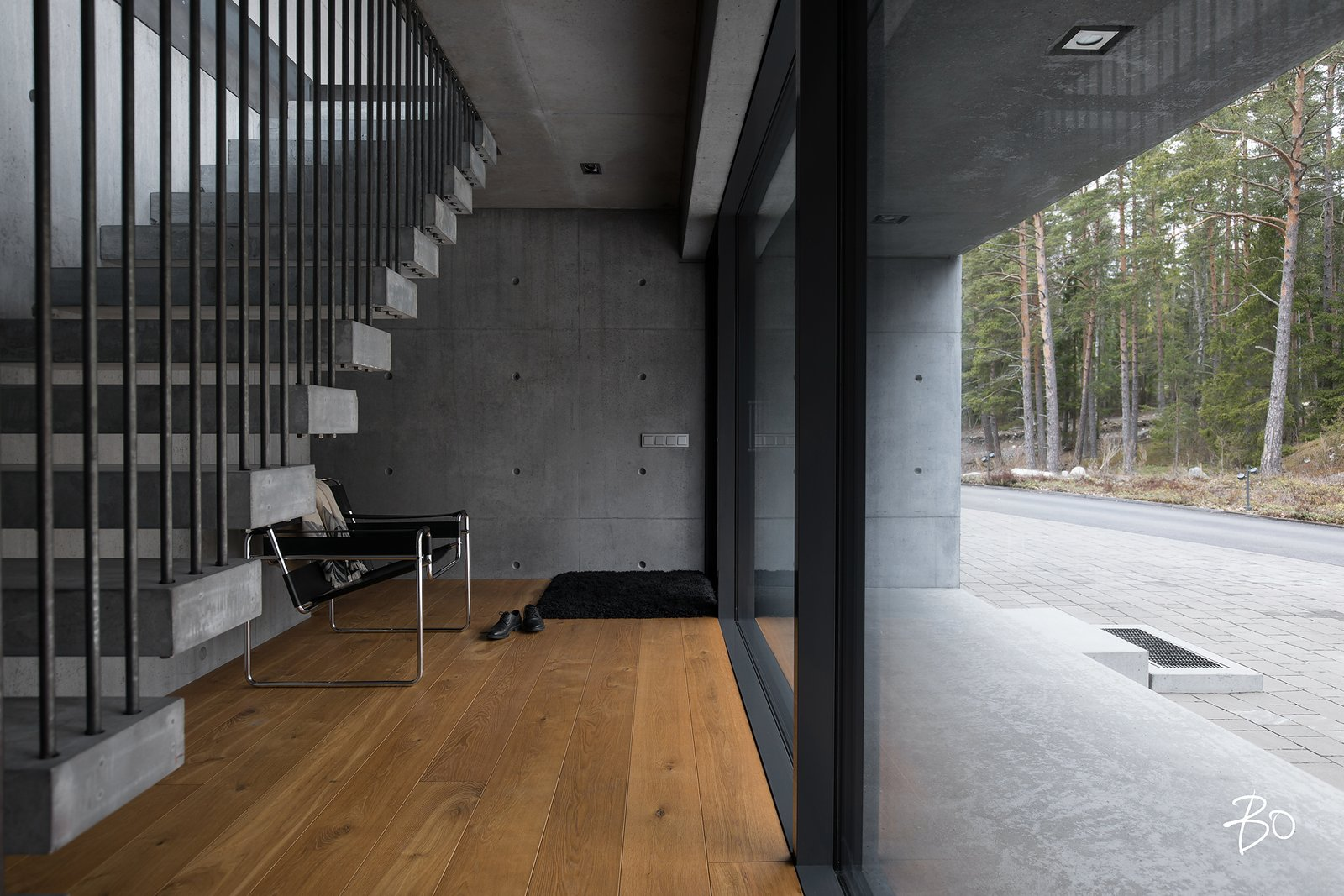 Ground floor entrance  villAma