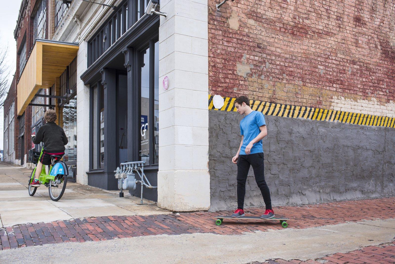 surrounding neighborhood  Studio GoodLight by Liesa Cole
