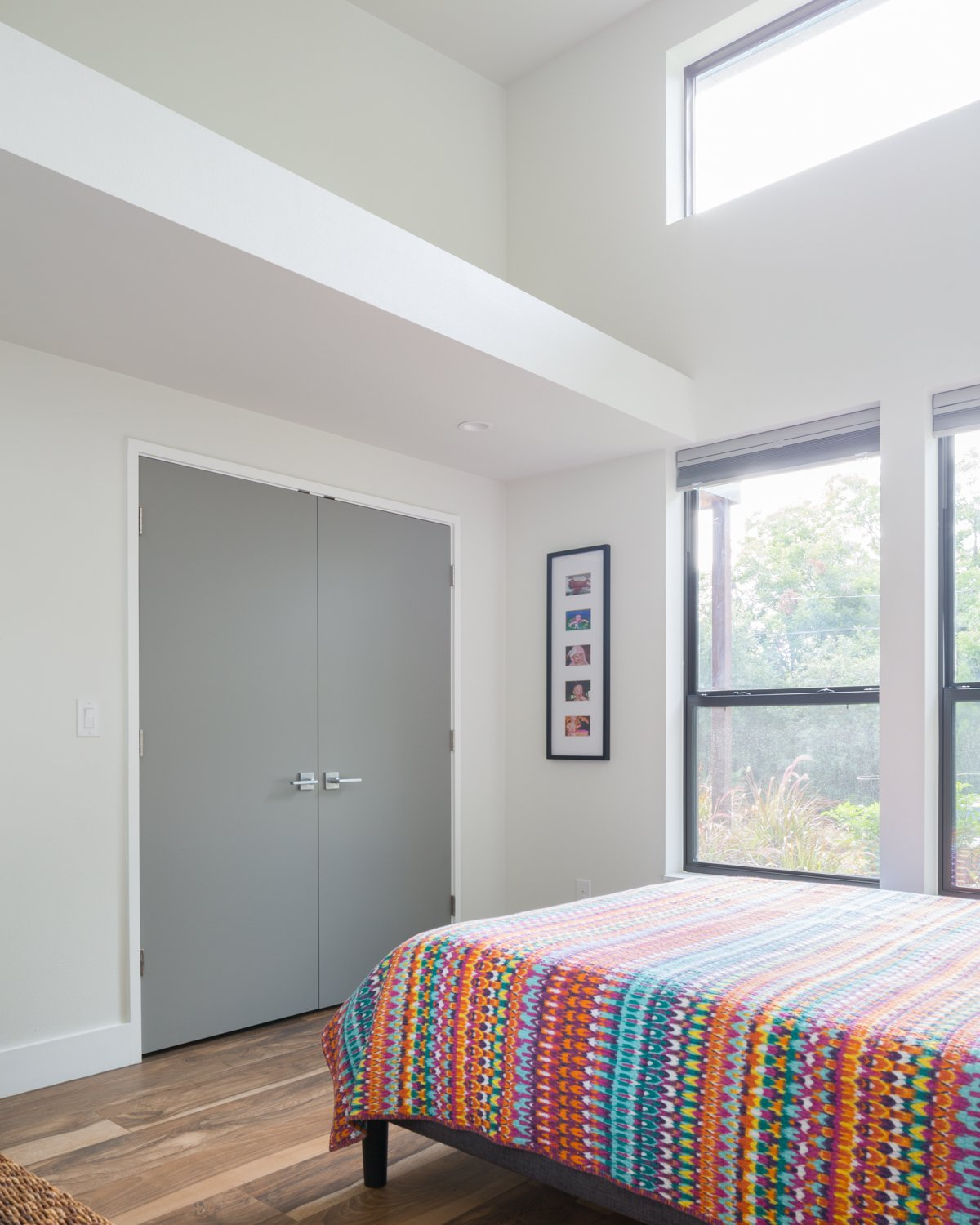Bedroom and Bed Bedroom  Norris House by Davey McEathron Architecture
