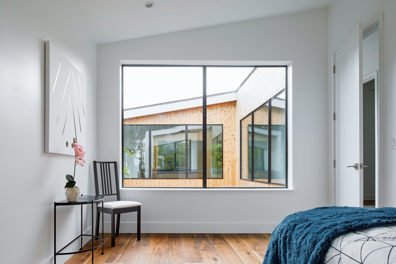 Guest Bedroom 2  Chelsea House by Davey McEathron Architecture