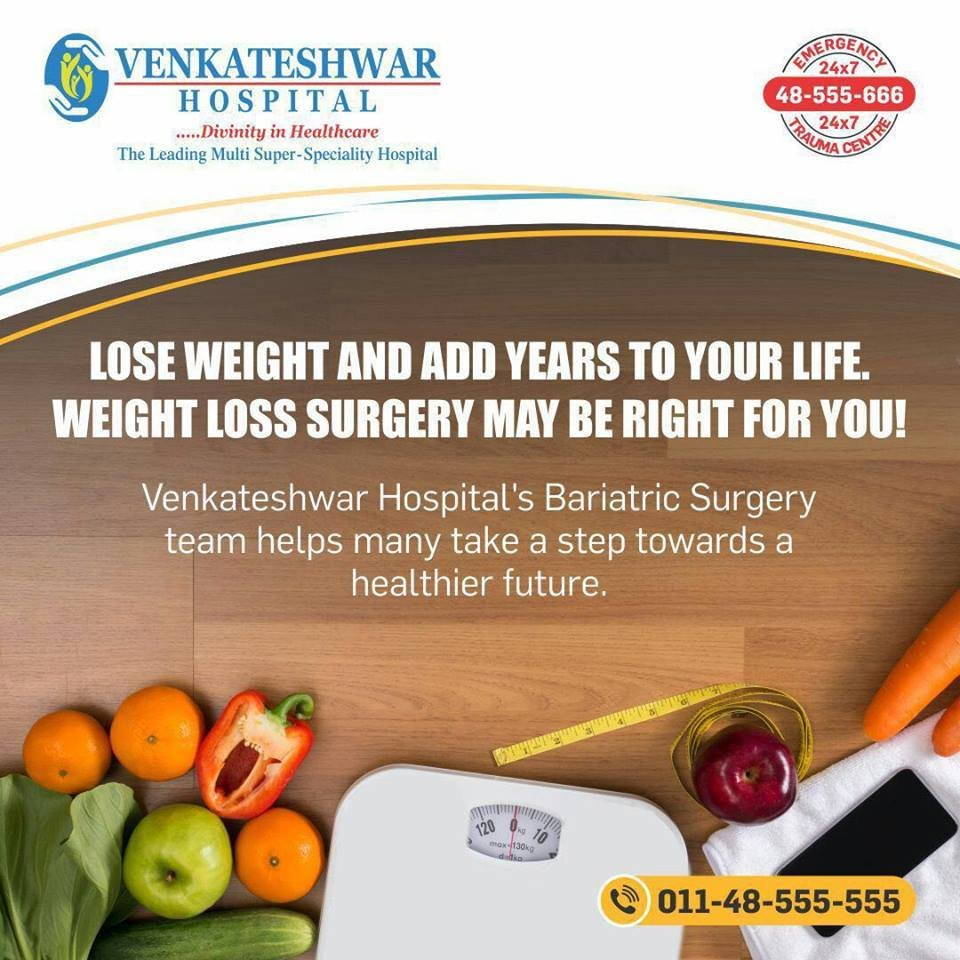 Loose weight and add years to your life. Weight loss surgery may be right for you.   Health Services