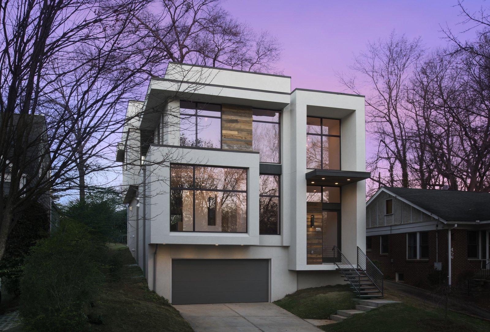 Atlanta Design Economy Credits:  Architecture & Interior Design: xmetrical.com General Contractor: Principle Builders Group Landscape: Rapp Land Design   Hardendorf