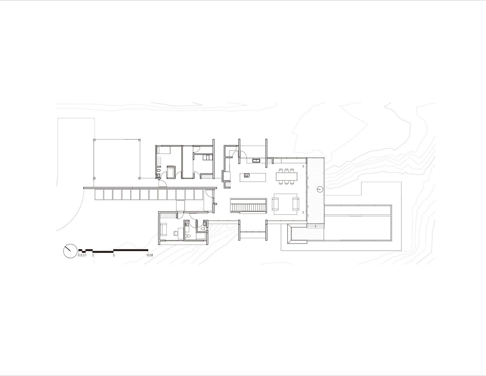Floor Plan level 0.00  Murray Music