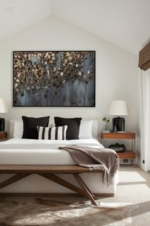 Master Bedroom. Interior design by Carrington Hill Designs.