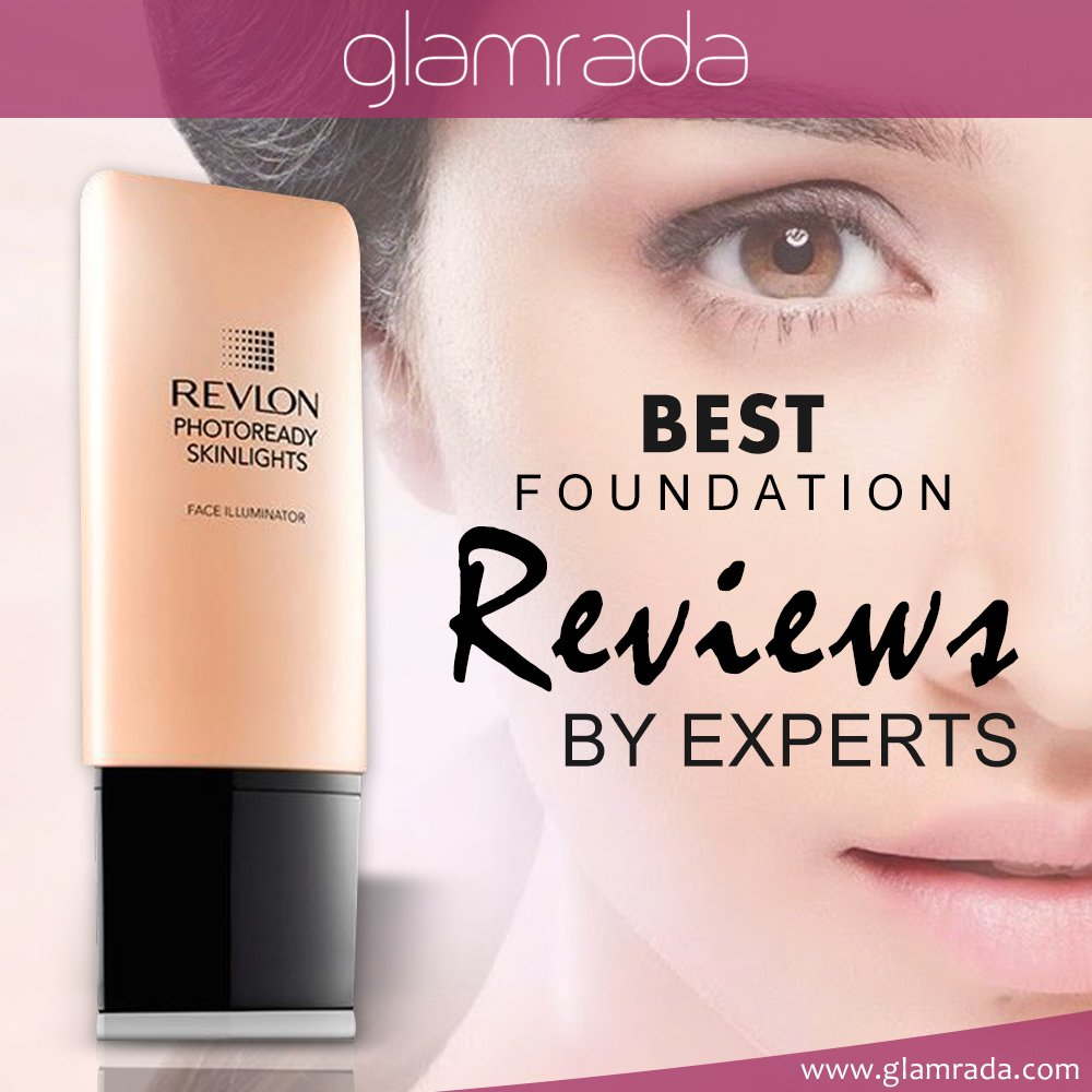 Best Foundation Reviews by Experts   Beauty Products Reviews