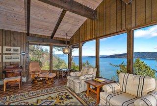 Bridge House Living Room