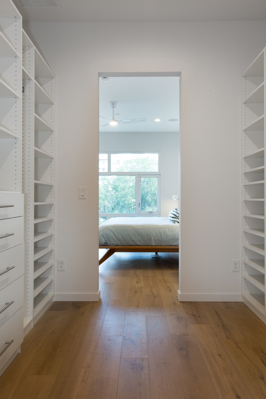 View from master closet.  LIV233 by Hudson Harr